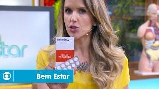 Confira os erros mais comuns que as pessoas cometem ao usar antibióticos. E tenha mais dicas para se cuidar de segunda a sexta, no Bem Estar, na Globo.