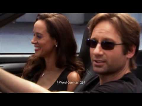 All the F Words In Californication Season 1