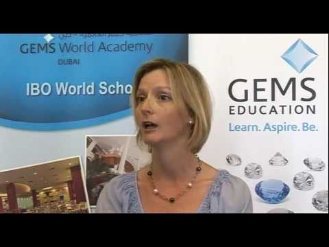 GEMS World Academy, Dubai (VIDEO)