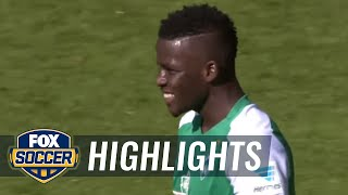 Werder Bremen vs. Eintracht Frankfurt | 2015-16 Bundesliga Highlights by FOX Soccer