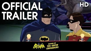 Nonton Batman: Return of the Caped Crusaders (2016) Official Trailer [HD] Film Subtitle Indonesia Streaming Movie Download