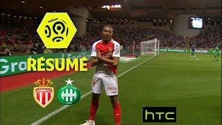 Revivez les meilleurs moments de AS Monaco - AS Saint-Etienne (2-0) en vidéo. Ligue 1 - Saison 2016/2017 - 31ème journée Stade Louis II - mercredi 17 mai ...