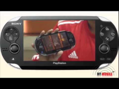 Sony Portable PlayStation Vita Video Review India 2012
