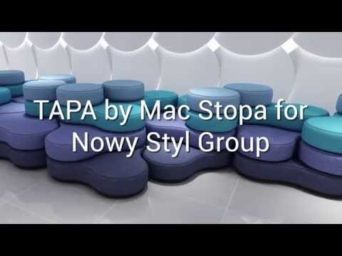 Nowy Styl Tapa Stools
