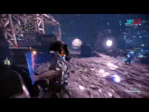 Warframe co op gameplay part 1