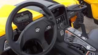 10. 2013 Can-Am Maverick 1000R