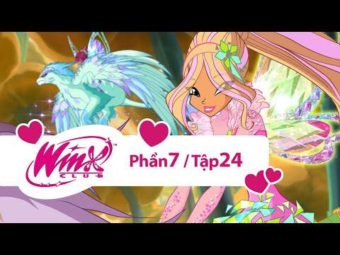 Winx Club - Winx Công chúa phép thuật - Phần 7 Tập 24 [trọn bộ] - Thời lượng: 22 phút.