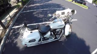 9. 2012 Yamaha Road Star Silverado S walk around
