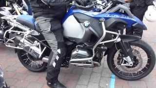 8. ''Happy Biker Can't Wait'' BMW R 1200 GS ''Adventure'' 125 Hp 200 Km/h 124 mph * Playlist