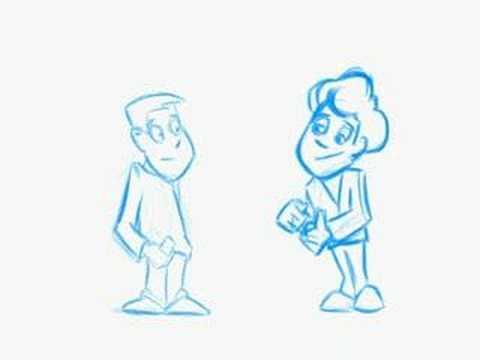 Как сделать анимацию модельки