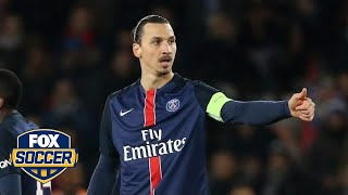 Report: Zlatan Ibrahimovic has become the highest paid player in France after signing a new deal with Paris Saint-Germain that nearly doubles his previous ...
