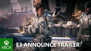 Gears 5 - E3 2018 - Announce Trailer