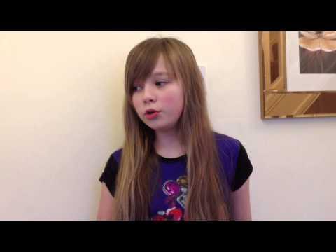 Connie Talbot śpiewa I dreamed a dream