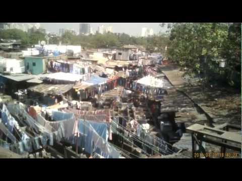 Indie bez fikcji - slumsy w Bombaju