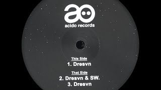 B1 by Dresvn & SW from the album Acido 25 Released 2017-03-24 on Acido Download on iTunes: ...