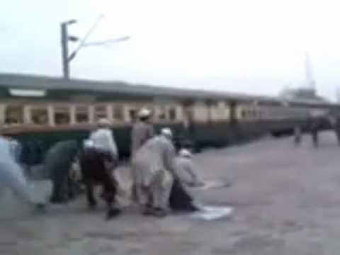 perdono il treno in maniera assurda!!