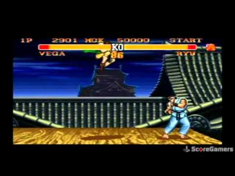 Street Fighter II Turbo : Hyper Fighting Wii U