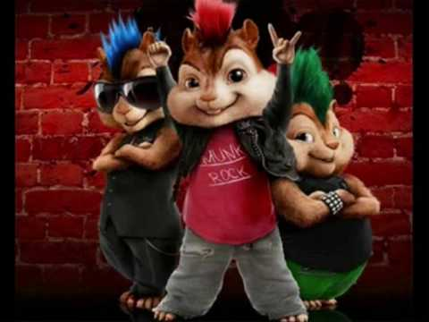 Florida- Right Round (Chipmunks)