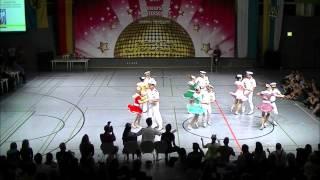 Boogie Magic`s - Süddeutsche Meisterschaft 2014