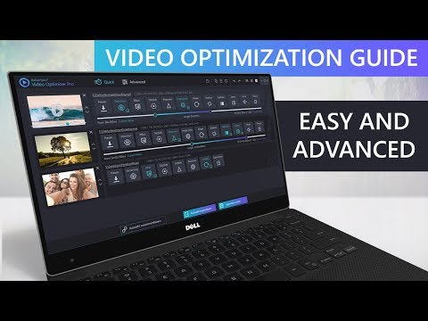 Ashampoo Video Tutorial: Video optimization guide - easy and advanced