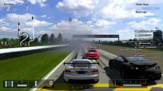 GT5 DRAG RACING PT.1