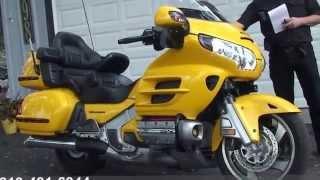 8. 2009 Honda Goldwing