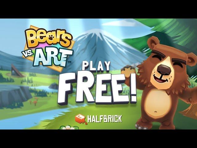Bears vs. Art - Global Launch Trailer