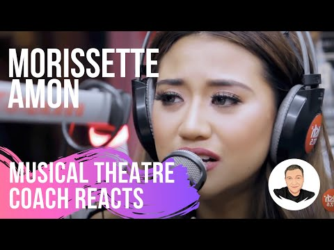 Musical Theatre Coach Reacts (MORISSETTE, NEVER ENOUGH), The Greatest Showman