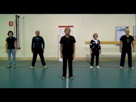 Lezione 1 :Esercizi liberi per le articolazioni delle spalle