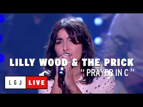 Lilly - Lilly Wood and the Prick perform live 'Prayer In C'. The artist gave a wonderful live performance on the set of the TV show