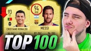 MESSI È MEGLIO DI RONALDO SU FIFA 20!! ASSURDO! - TOP 10 RATINGS FIFA 2020 ULTIMATE TEAM