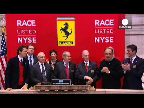 Η Φεράρι μπήκε στο χρηματιστήριο της Ν.Υόρκης – economy