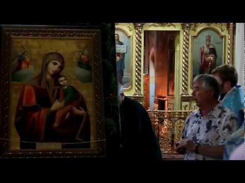 Встреча иконы Божией Матери Страстная