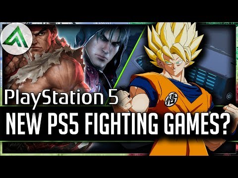 PS5 Coming in 2020! | Future of Fighting Games & Arcsystem!