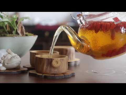 Goji Ginger Tea Recipe: How To Make Ginger Goji Berry Tea