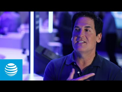 Mark Cuban on Technology and Pro Sports