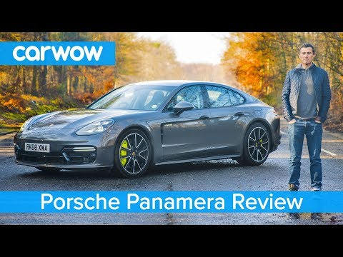 Porsche Panamera 2020 in-depth review | carwow Reviews