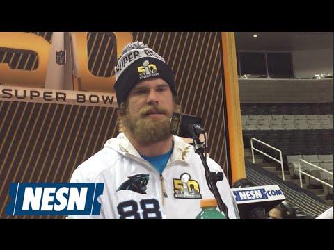 Video: Greg Olsen On Panthers' Team Chemistry Entering Super Bowl