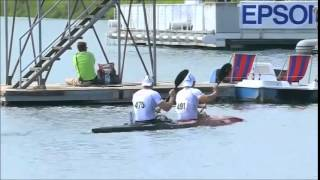 2015 Milan K2 200m M World Canoe Sprint Championship