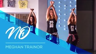 NO - Meghan Trainor - Cover by Brianna Leah - Easy Dance Choreography Fitness Video