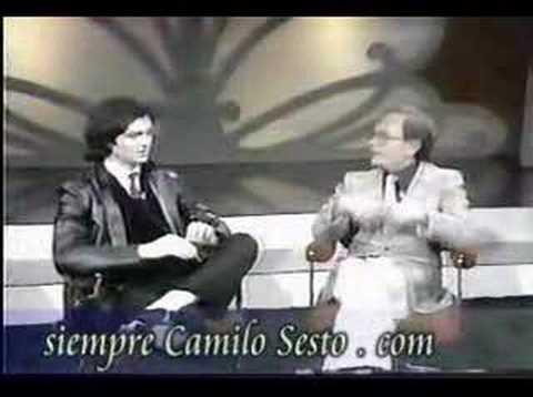 Camilo Sesto - Entrevista 1981 2/7