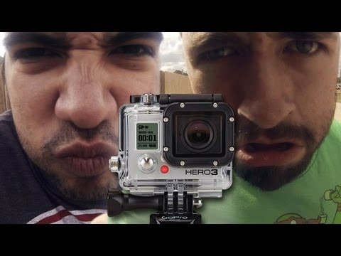 GoPro Hero3 Review and Field Test