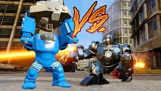 "What's up everybody! :) In this video Ill show you Iron Man (MK38) VS Iron Monger Co-op Gameplay in LEGO Marvel's Avengers! :D We have 10 minutes to see who can get the most knock outs!LEGO Marvels Super Heroes Playlisthttps://www.youtube.com/playlist?list=PLkGH6a3UYFolUVkDTNGazNkKIb7vreJm2LEGO Marvels Avengers Playlisthttps://www.youtube.com/playlist?list=PLkGH6a3UYFokG1Lv0KYeVssD0mpFsi-YlLEGO Marvels Avengers Devil Dinosaur Skydivinghttps://youtu.be/tr1FnGBzFTYLEGO Marvels Avengers Part 2 Avengers Age of Ultron Movie Walkthough No Strings On Mehttps://youtu.be/R-RJvjecb5oLEGO Marvels Avengers All Big Figure Transformationshttps://youtu.be/tpbtorKmJIELEGO Marvels Avengers All Final Boss's & ENDINGShttps://youtu.be/KujdQpbDzTALEGO Marvels Avengers All Absorbing Man Abilities & How to Unlockhttps://youtu.be/nIG1J5w045ALEGO Marvels Avengers S.H.I.EL.D. Base Hub All Character Tokens/Gold Bricks/Collectibleshttps://youtu.be/Aygj8nLVNssLEGO Jurassic World Playlisthttps://www.youtube.com/playlist?list=PLkGH6a3UYFolFvAqqqk6hMIZn9S5Ccgn0LEGO Jurassic World All Final Boss's & ENDINGShttps://youtu.be/3Jia-CoXcd4LEGO Jurassic World All Cut Scenes & Boss Fightshttps://youtu.be/EZhp0GwpyvoLEGO Jurassic World Raptors in the Kitchen Scene ""Jurassic Park""https://youtu.be/kICHFFQDQ7YLEGO Jurassic World Indominus Rex The New Raptor Alpha!https://youtu.be/PCB5cbvNoZYLEGO Jurassic World Defeat The Final Boss, THE END ""Jurassic Park The Lost World""https://youtu.be/Th6C6kgB2PQLEGO Jurassic World Indominus Rex Escape Bonus Levelhttps://youtu.be/6T2_NBxUz3MLEGO Jurassic World Defeat The Final Boss, THE END ""Jurassic World""https://youtu.be/Llek7-IOC3ULEGO Jurassic World All Cut Scenes & Boss Fights HD 60FPShttps://youtu.be/JuHef5cnA1ILEGO Jurassic 3 The Movie All Cut Scenes & Boss Fights HD 60FPS 1008phttps://youtu.be/h4wlOxhqyroLEGO Jurassic World Defeat The Final Boss, THE END ""Jurassic Park III""https://youtu.be/Cy8PJIJTK6ALEGO Jurassic World Defeat The Final Boss, THE END ""Jurassic Park""https://youtu.be/3hILMo-OiSMLEGO Jurassic World's T. Rex Destroys the Mobile Command Center ""Jurassic Park The Lost World""https://youtu.be/C9OuQREN4-8LEGO Jurassic World Spinosaurus Free Roam Gameplay & Ability Showcasehttps://youtu.be/Ra2lkxkQr-ELEGO Jurassic World Ankylosaurus vs Raptors Mini Boss Fight, Jurassic Park 3https://youtu.be/Uagk0EU_9ZgLEGO Jurassic World Zara Eaten By Mosasaurushttps://youtu.be/ZFhm0k8E9fULEGO Jurassic World Indominus Rex Hunts Owen & Clairhttps://youtu.be/MctNA-Dp7XwLEGO Jurassic World Mini Indominus Rex Free Roam Gameplay & Ability Showcasehttps://youtu.be/geG2YNbfiqMLEGO Dimensions Playlisthttps://www.youtube.com/playlist?list=PLkGH6a3UYFokWjKz-yx4fLkEX3BZkxtjbLEGO Dimensions All Character Abilitieshttps://youtu.be/v8FbbqjrJXoLEGO Dimensions A Springfield Adventure Level Pack Walkthroughhttps://youtu.be/B7EE1YPRS9QLEGO Dimensions Stay Puft Marshmallow Man Defeat The Final Boss, THE ENDhttps://youtu.be/Fr7m2x5Iqe0LEGO Dimensions Ghostbusters 1984 & 2016 Stay Puft Marshmallow Man Defeat The Final Bosses, THE ENDhttps://youtu.be/GDuudeyZG8MLEGO Dimensions A Springfield Adventure All Cut Scenes & Ending (The Simpsons Level Pack)https://youtu.be/vW4sjLBfVzALEGO Dimensions Ghostbusters (2016) Story Pack All Cut Scenes & Endinghttps://youtu.be/hxsp8wAW4tsLEGO Dimensions Sonic The Hedgehog & The Simpsons All Cut Scenes & Ending 4k UHD 2160phttps://youtu.be/8vnyRB8z6kwLEGO Dimensions Sonic The Hedgehog & Ghostbusters 2016 All Cut Scenes & Ending 4k UHD 2160phttps://youtu.be/ZwnX296Wp7QLEGO Dimensions Story Mode Walkthrough Part 10 The Phantom Zonehttps://youtu.be/kyIohH545BwA Spook Central Adventure All Cut Scenes & Ending (Ghostbusters Level Pack)https://youtu.be/YAJA-ul6SUgLEGO Ninjago Shadow of Ronin All Boss Fightshttps://youtu.be/wW0aH6MoOW8LEGO Star Wars The Force Awakens Playlisthttps://www.youtube.com/playlist?list=PLkGH6a3UYFok4B8t7DlzHlDyCA5e39M0tLEGO Star Wars The Force Awakens All Kylo Ren Cut Scenes & Funny Momentshttps://youtu.be/LlH4jHzPy-kLEGO Star Wars The Force Awakens Darth Vader VS Kylo Ren Final Boss Fighthttps://youtu.be/92nswCsvEwQLEGO Batman 3 Beyond Gotham Playlisthttps://www.youtube.com/playlist?list=PLkGH6a3UYFoldr2NzOm4N7aqZPw8HjXX7LEGO Batman 3 Beyond Gotham: Defeat The Final Boss, THE ENDhttps://youtu.be/Pzp4bJIx_lMLEGO Batman 3 Beyond Gotham Batcave Hub All Gold Bricks & Collectibleshttps://youtu.be/RzLvbOzVRZ0LEGO Batman 3 Beyond Gotham - How to Unlock Bane & Showcasing his Abilitieshttps://youtu.be/R_fjutEYHjILEGO Batman 3 Beyond Gotham - All Signature Poses & 360 Spin of All Charactershttps://youtu.be/2n02wqpOVzYLEGO Batman 3 Beyond Gotham - All Boss Fightshttps://youtu.be/Xz53z7J1T6YDisney Infinity 2.0 - Showcasing All Characters Costumes, Abilities/Skillshttps://youtu.be/57hjDupiQr4"