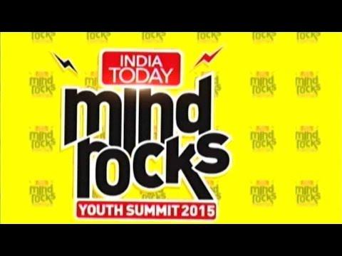 Mind Rocks 2015: Biswa Kalyan On Indians & Humour; Scindia-Rijiju Push-Up War!
