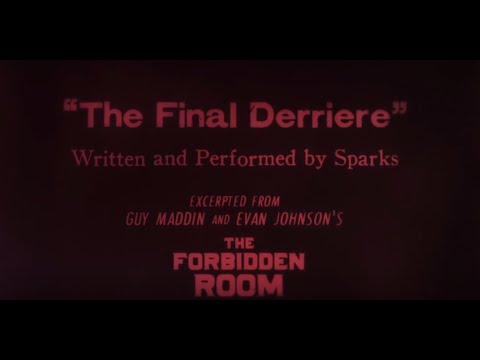 Sparks - The Final Derriere (Official Video)