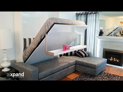Expand Furniture Space Saving Ideas