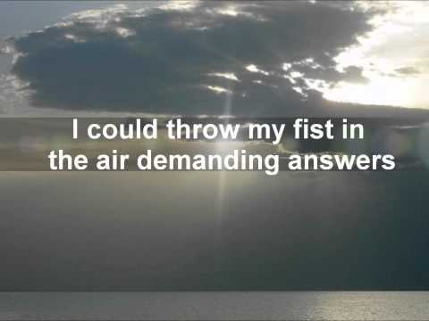 Tricia Brock- What I Know (with lyrics)