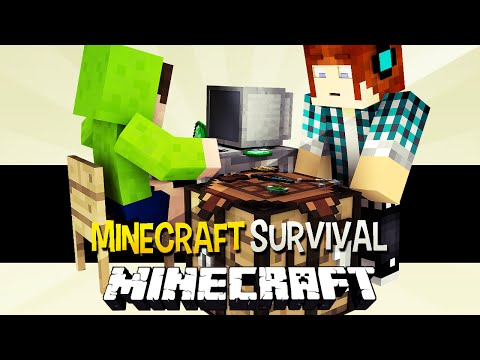 survival - Mais Minecraft Survival Aqui: http://bit.ly/1ocBsPm ✖Twitter: https://twitter.com/AuthenticGames ✖Facebook: http://www.facebook.com/AuthenticGames ✖Instagram...