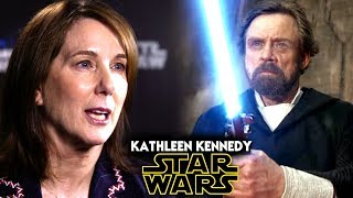 Video Star Wars Fans Want Kathleen Kennedy Fired! Good Or Bad MP3, 3GP, MP4, WEBM, AVI, FLV Juni 2018