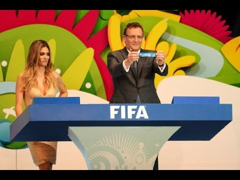 Draw - The host country of Brazil for the World Cup in 2014 may be ranked #10 in the FIFA World Rankings but the group they are in (Group A) is filled with mediocri...
